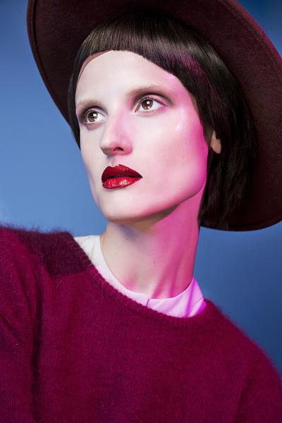 Anja Niedermeier, stylist