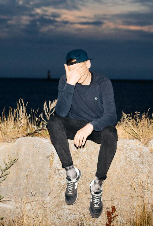 Paul Aidan Perry, photographer