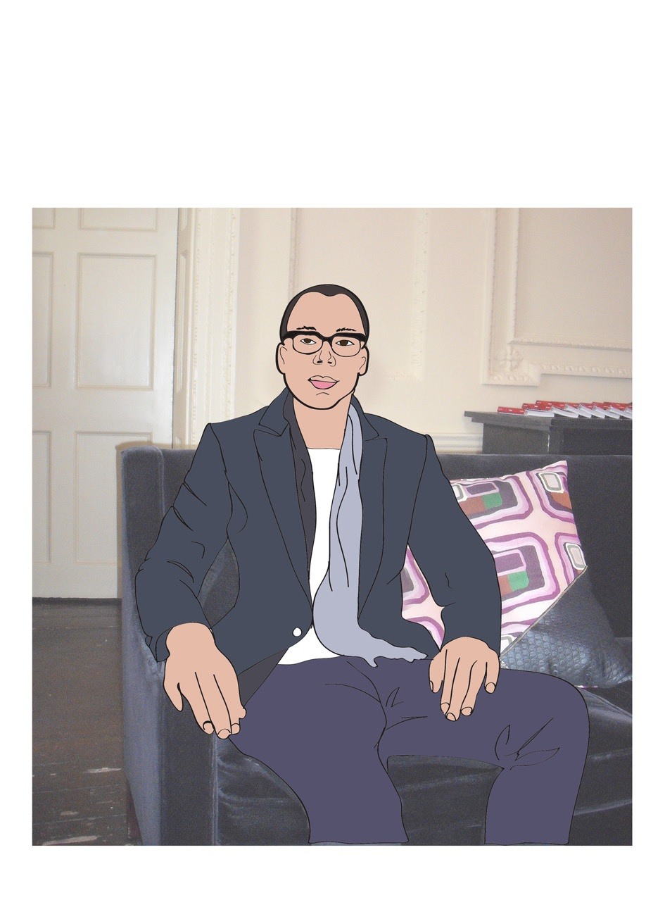 David Roberts, stylist