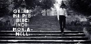 shirt Mauro Grifoni - trousers, & shoes Emporio Armani - hat Borselino - belt Costume National