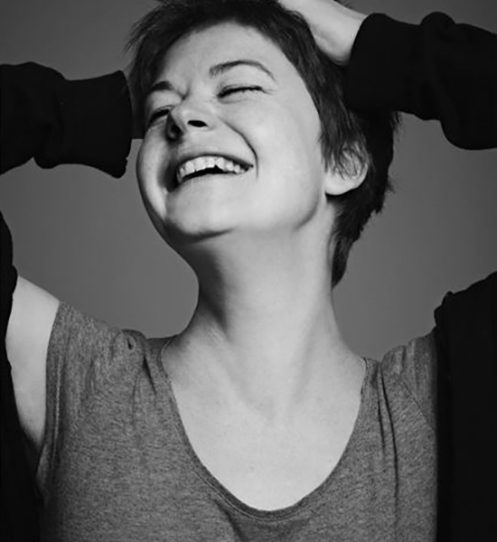 Daniela Magginetti, hair stylist