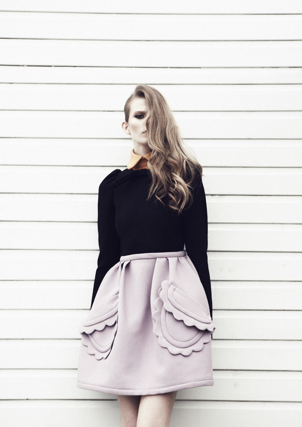 Aida Dolrahim, stylist