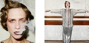 Woven top & skirt Damien Fredriksen Ravn.