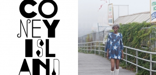 dress & shoes Eley Kishimoto - socks Jonathan Ashton