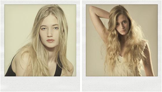 Tessa Virtue Hair