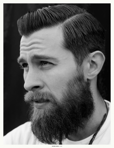 Justin Passmore @ New York Models