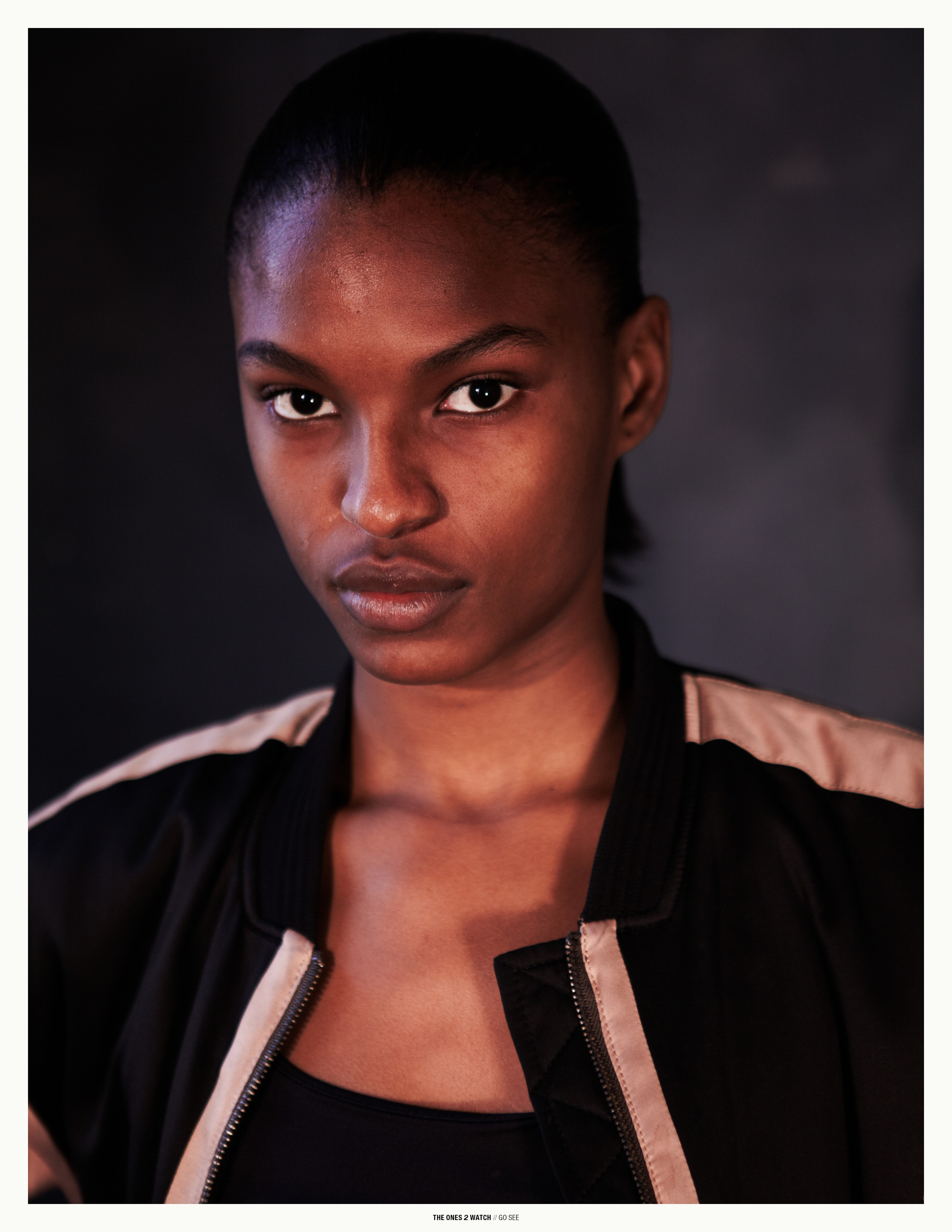 Go See : Paris : Tsheca White @ Nathalie (3)