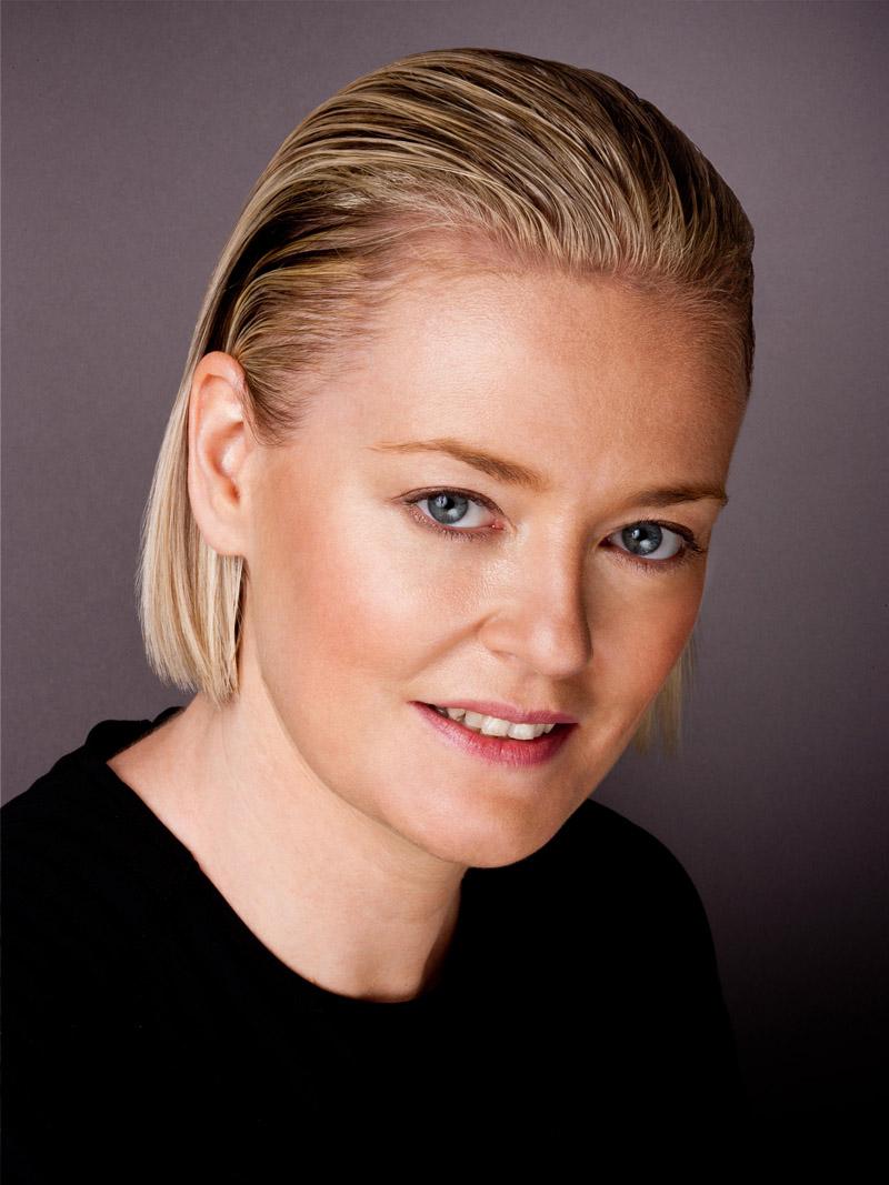 Johanna Cree Brown, hair stylist
