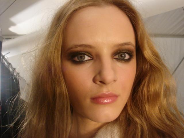 Joy Fennell, makeup artist
