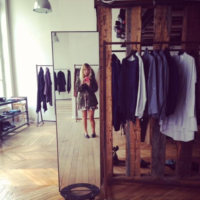 Lisa Megens, stylist