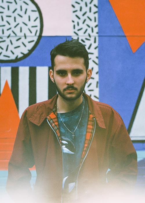 Adrián Catalán, photographer