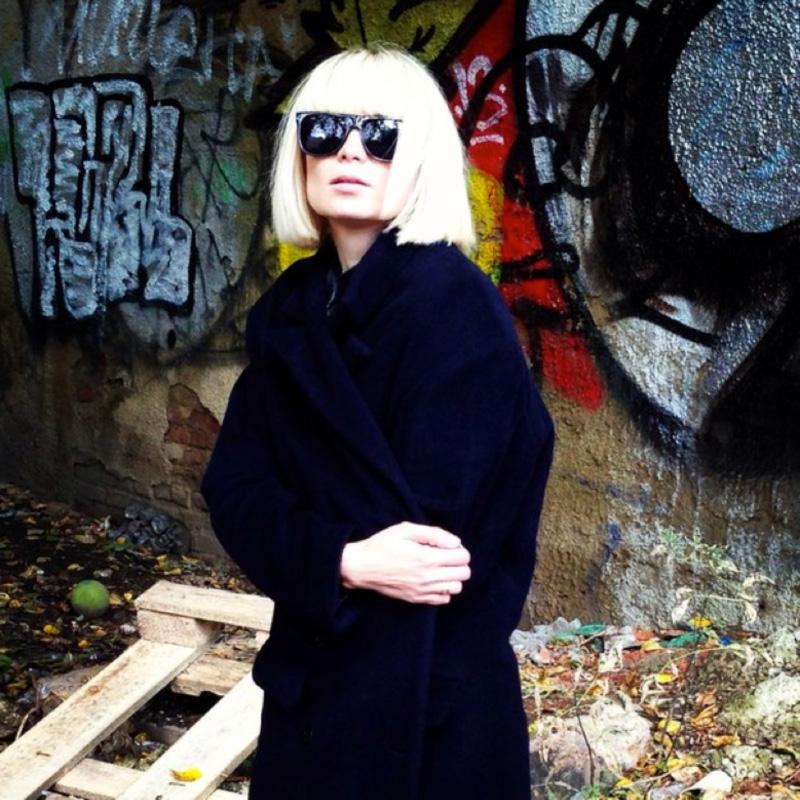 Vera Salikova, stylist