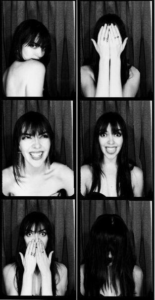 Zoë Zimmer, photographer