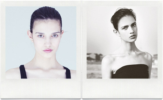 Eliza / images courtesy Mandarina Models