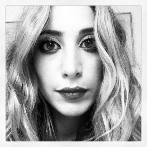 Hannah Phillips, makeup artist