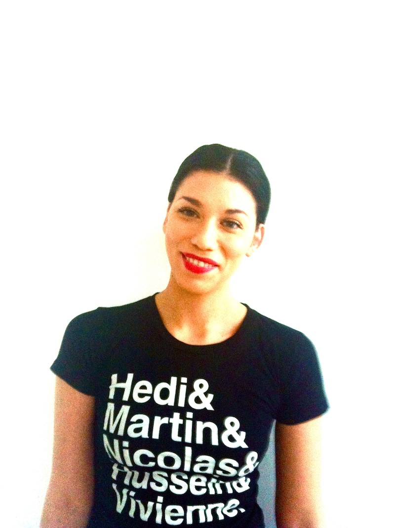 Imane, makeup artist